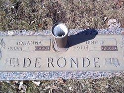 Jennie De Ronde