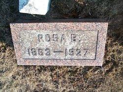 Rosa Belle <i>Gutshall</i> Locke