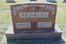 Mamie Ray <i>Petry</i> Brinkley