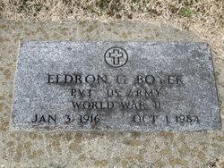Eldron George Boyer
