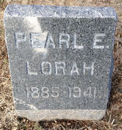 Pearl Edna <i>Ritter</i> Lorah