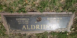 Elizabeth Roxanne <i>Smith</i> Aldridge