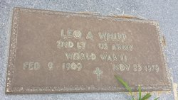 Leo Allen Whipp