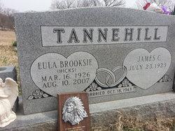 Eula Brooksie <i>Hicks</i> Tannehill