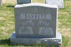 Gertrude <i>Bishop</i> Barrett