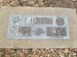 Leona Mae Leola <i>Sharp</i> Ham