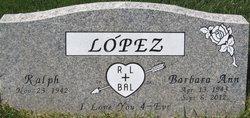 Barbara Ann <i>Tipton</i> Lopez
