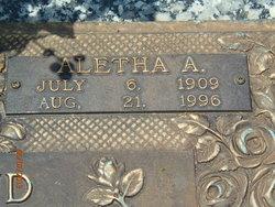 Aletha A. Westmoreland