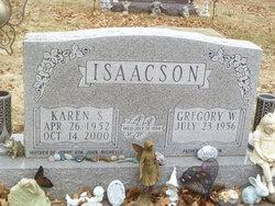 Karen S. <i>Patterson</i> Isaacson