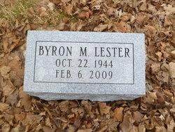 Byron M. Lester