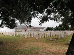 Bone Military Cemetery