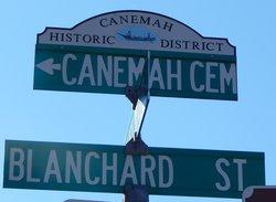 Canemah Cemetery