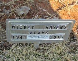 Mickey Ann <i>Moyers</i> Adams