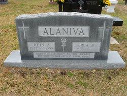 John A Alaniva