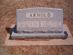 Helen <i>Covey</i> Arnold