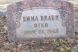 Emma <i>Rehder</i> Braun