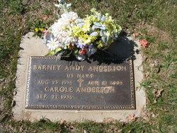 Barney David Anderson