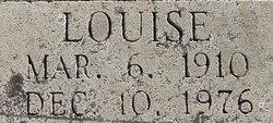 Louise <i>Ledbetter</i> Baker