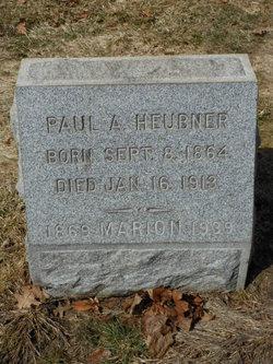 Paul A. Heubner
