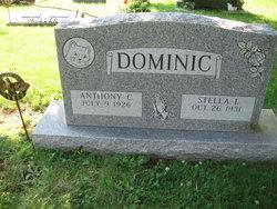 Anthony C Tony Dominic