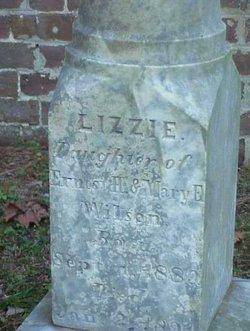 Lizzie Wilson