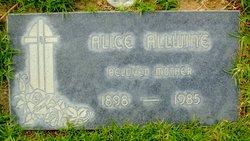Alice <i>Wilt</i> Allwine