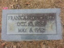 Frank A Bedingfield