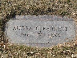 Audra Darlene <i>Clark</i> Bennett