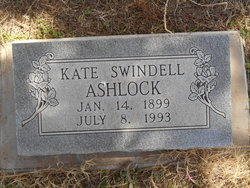 Kate Vio <i>Swindell</i> Ashlock
