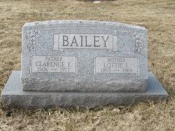 Lottie I <i>Barndt</i> Bailey