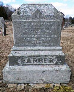 Charles Henry Barber