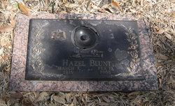 Hazel Irene Blunt