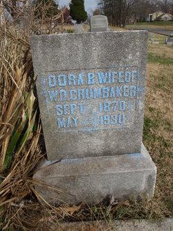Dora B Crumbaker