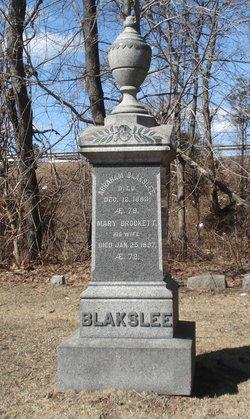 Abraham Blakslee