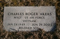 Charles Roger Akers