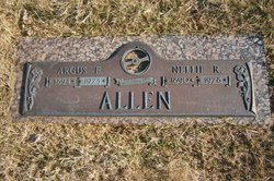 Nellie R. Allen