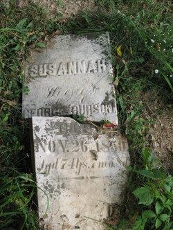 Susannah <i>Kent</i> Burson