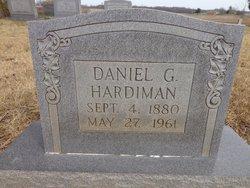 Daniel Gibson Dan Hardiman