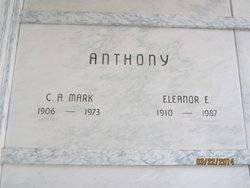 Eleanor Maxine <i>Ellsworth</i> Anthony
