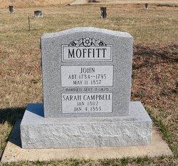 Sarah W. Moffitt