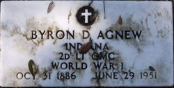 Byron D Agnew