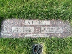 Elizabeth <i>Ebert</i> Allen