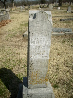 Nancy J Williams