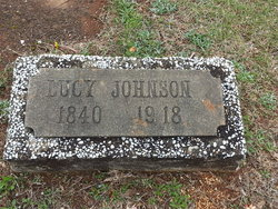 Lucille Lucy A. Johnson