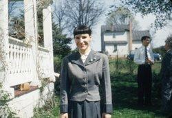 Mrs Marian Brock <i>Holmes</i> Davison