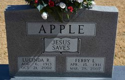 Ferry Lee Apple