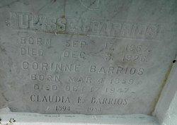 Ulysse Joachim Barrios