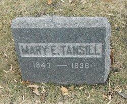 Mary E. <i>Motter</i> Tansill