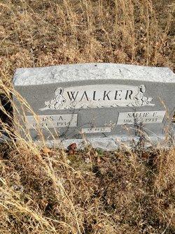 Sallie Ann Elizabeth Murray <i>Hansard</i> Walker