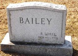 B Loree Bailey
